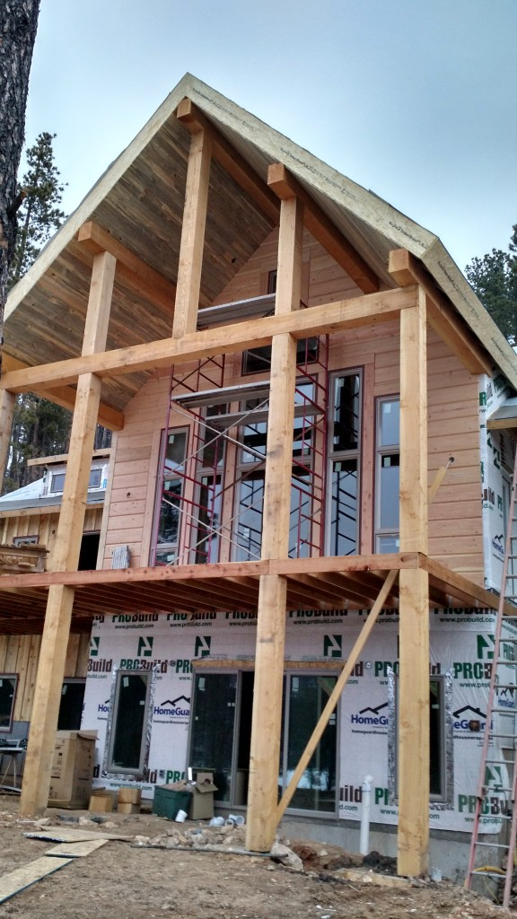 rl construction timber frame